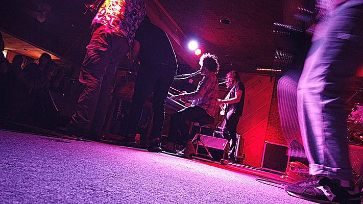 image for Andy Frasco & the UN Perform at the Talent Club in Talent, Oregon