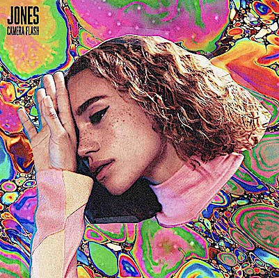 image for Unique Soul Pop from the UK. - JONES: Camera Flash