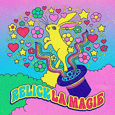 image for An Upbeat Blend of Indie Rock and Roots-Driven Soul. - Relick: la magie