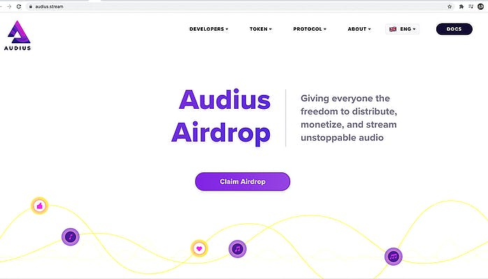 image for Anatomy of a Crypto Scam. - An Audius Drop, A Browser Based Wallet, and a Random Discord Message.
