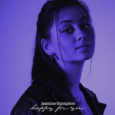 image for Heartbroken Atlantic Records Artist Takes the High Road. - Watch the Video for Jasmine Thompson: happy for you