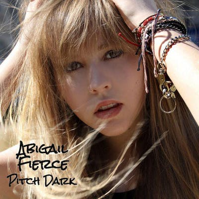 image for Intimate Folk Pop from Los Angeles Tells Beautiful Story. - Abigail Fierce: Pitch Dark