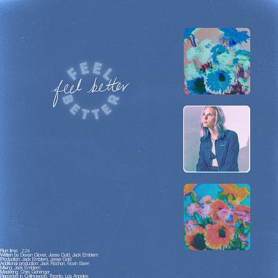 image for This Indie Pop Gem from Toronto Will Put a Smile on Your Face.  - Devan: Feel Better