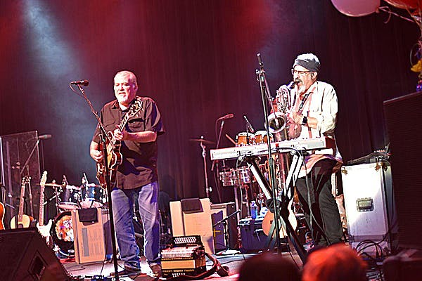 image for Indie Rock Legends. - Celebrating Bill Graham's 89th Birthday with Los Lobos.