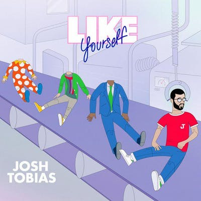 image for Acoustic Indie Pop from Long Island. - Josh Tobias: Like Yourself