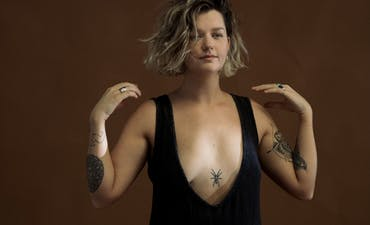 featured image for Sultry Neo Soul from Brisbane. - Listen to Hannah Sands: Happy Girl