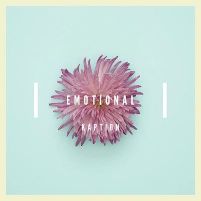 image for Groovy Electro Jams for Fans of Shallou. - Kaption: Emotional