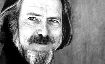 featured image for Alan Watts