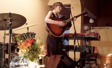 featured image for Anna Tivel with Band Performing Title Track: The Question