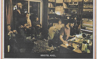 featured image for Ashland, Oregon: Local Songwriter Krister Axel Gets a Moment in the Spotlight