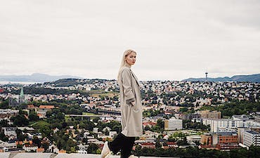 image for Passionate Electro Pop from Norway. - CELIIN: Nasty Human (Music Video Premiere)