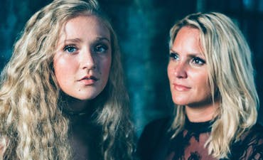 image for Mother-Daughter Dallas Duo | Country Meets Americana. - Cliffs + Caves: Goodbye For Good