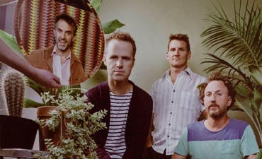 featured image for Guster - Hard Times (Acoustic)