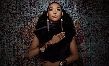 image for Prince Protégée Returns with Upbeat Soul Jam.-  Judith Hill: Baby, I'm Hollywood!