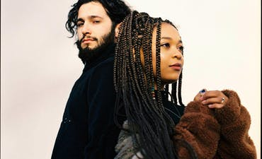 featured image for RnB Meets Soul from this London Duo. - Listen to Ka-Li: KUDOS