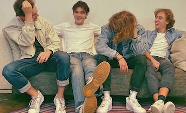 image for Butter Smooth Indie Soul Pop from Paris. - Later. Presents Their New Single Highway 10