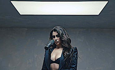 image for Bilingual Pop Groove from X Factor Alumna. - Lauren Jauregui: Lento (Live Performance) | Vevo