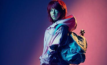 featured image for Electronic Violin Pop from Billboard Top 5 Artist. - Lindsey Stirling: Artemis