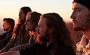 image for Listen to My Morning Jacket's New Album on YouTube