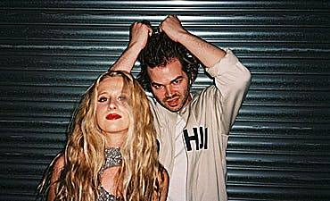 image for Gritty Electro Pop from NYC. - Marian Hill: eat u alive