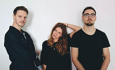 image for Introspective Indie Pop from Berlin. - More Than Ruins: Black Lines