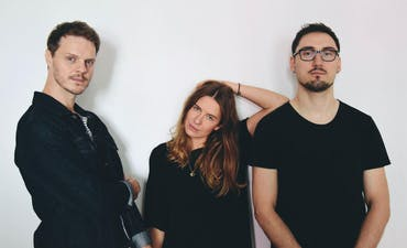 featured image for Introspective Indie Pop from Berlin. - More Than Ruins: Black Lines