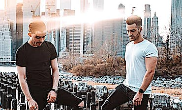 featured image for NY Dance Pop. - ONEDUO: Human (ft. Anthony Flammia)