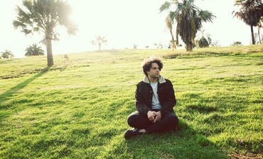 featured image for Electronic Indie Pop from Oakland. - Pink Skies: Waves