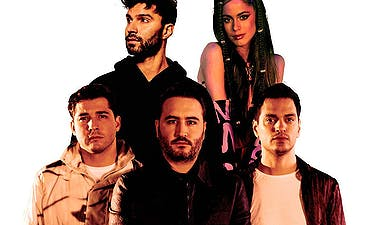 featured image for All-Star Latin Dance Pop Collaboration Drops Summer Anthem of the Year. - R3HAB, TINI & Reik: Bésame (I Need You)