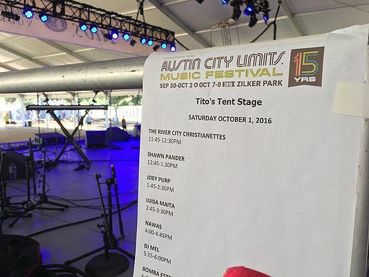 image for A Trip to Austin to perform at Austin City Limits and Willie Nelson's Ranch