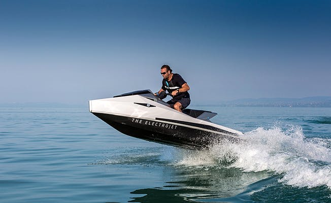 image for A Quick Look at Current Market Conditions. - Electric Boats and Personal Watercraft.