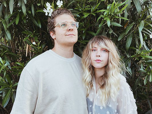 image for Exhilarating Alt Pop from Los Angeles. - Watch the Video for Prinze George: Purple Sunset